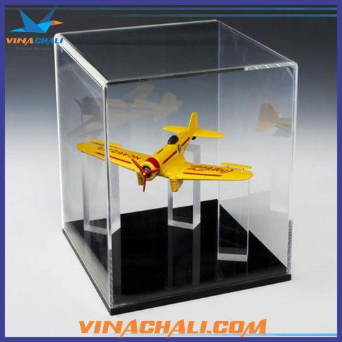 Hộp trưng bày mô hình máy bay