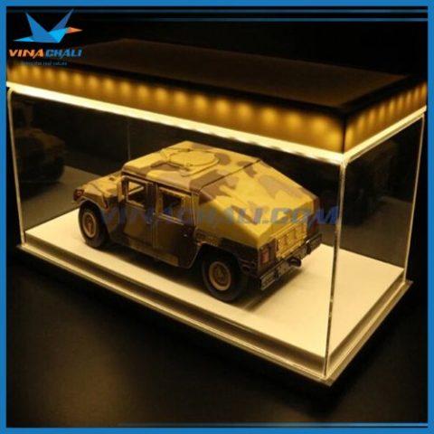 Hộp mica trưng bày ô tô 12
