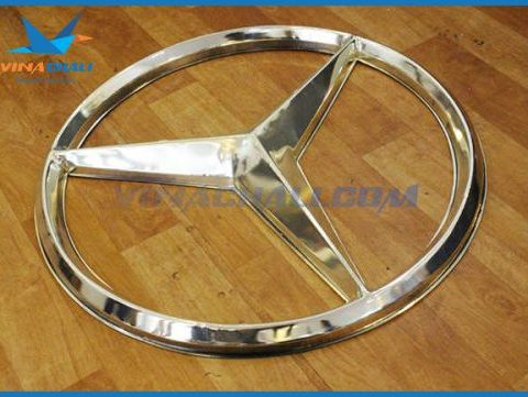 Hút Nổi Logo Mercedes 5