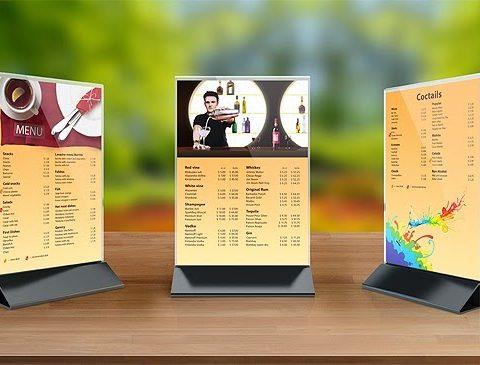 Cách nhận biết đơn vị gia công menu mica tại Hà Nội chuyên nghiệp 5