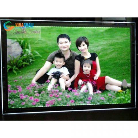 Tranh điện mica gia đình 3